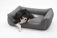 """DOGS in the CITY - Hundebett BoxBed """"Tweed"""""""