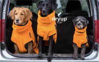 Fit4Dogs - Hundebademantel dryup cape Clementine