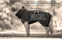 Fit4Dogs - Hundebademantel dryup cape Sand
