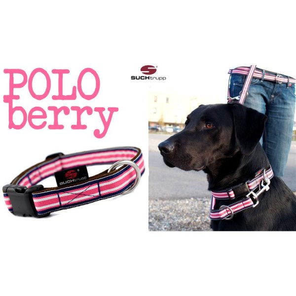 SUCHtrupp - POLO BERRY