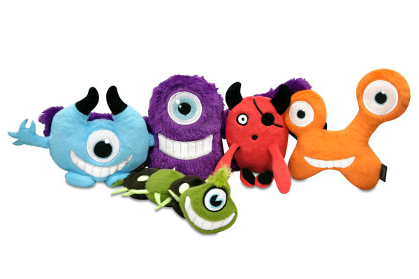P.L.A.Y. - Hundespielzeug Momos Monsters