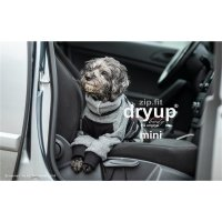 Fit4Dogs - Hundebademantel dryup body zip.fit