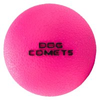 Dog Comets Ball Stardust Rosa M 2-pack